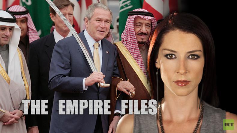 Empire Files: Saudi-Arabien - 80 Jahre Gemetzel, Sklaverei und innigste Beziehungen mit den USA
