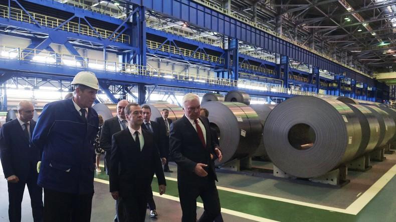 Finanzminister Siluanow: Brexit hat nur bedingte Auswirkungen auf russische Wirtschaft