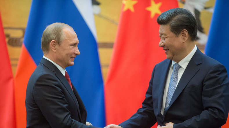 Wladimir Putin: Zusammenwirkung zwischen Russland und China als globaler Stabilitätsfaktor
