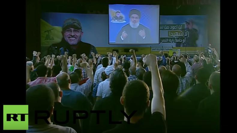 Nasrallah: Saudi-Arabien und Türkei haben Tausende Kämpfer nach Syrien zur Einnahme Aleppos gebracht