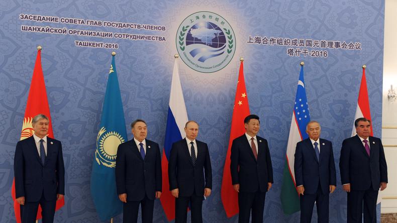 Neue Seidenstraße: China, Russland und Mongolei bilden gemeinsamen Wirtschaftskorridor