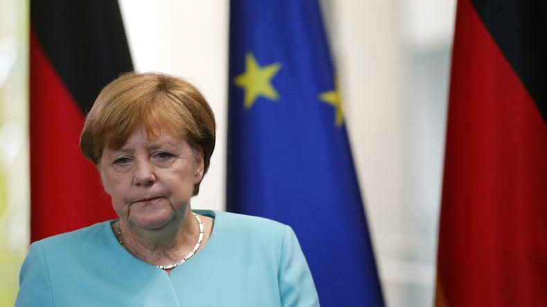 Merkel: Wir müssen Maßnahmen treffen, damit nicht noch mehr Länder aus der EU fliehen