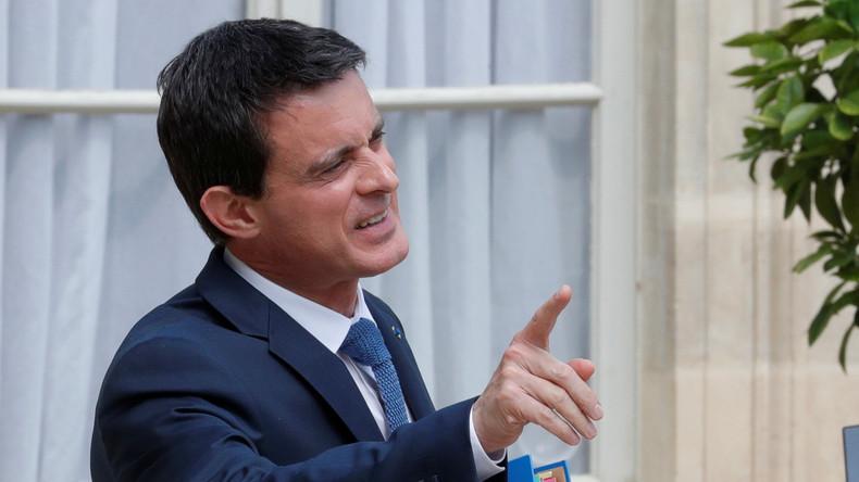 """Die EU am Scheideweg: Frankreichs Premier Valls sagt """"Non"""" zu TTIP"""