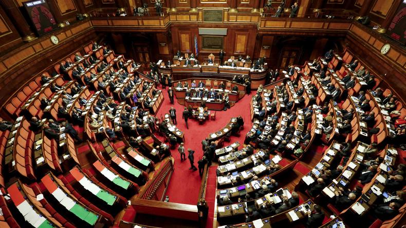 Italienischer Senat lehnt Resolutionen zur Aufhebung der Russland-Sanktionen ab