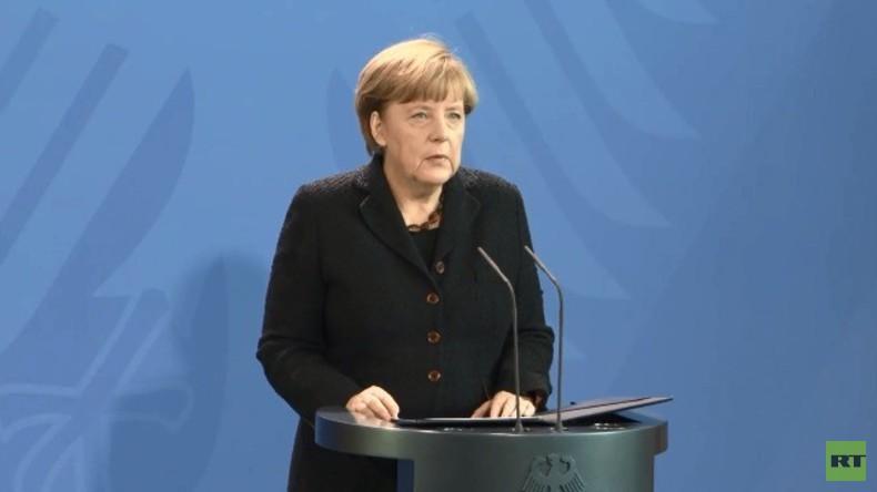 Live: Angela Merkel trifft Hollande und Renzi bei Brexit-Gipfel