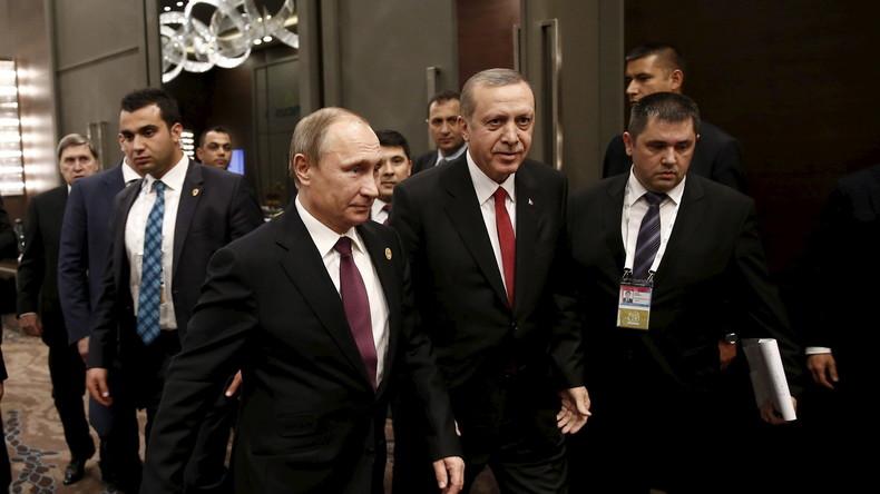 Türkei-Analyse: Diplomatische Kehrtwende sucht Normalisierung der Beziehungen zu Russland und Israel