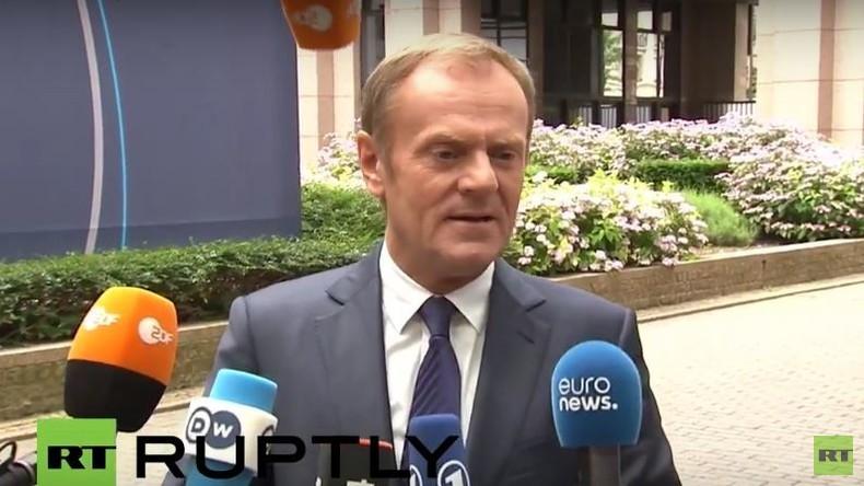Live: Europäischer Rat hält Notfall-Sitzung zu Brexit ab