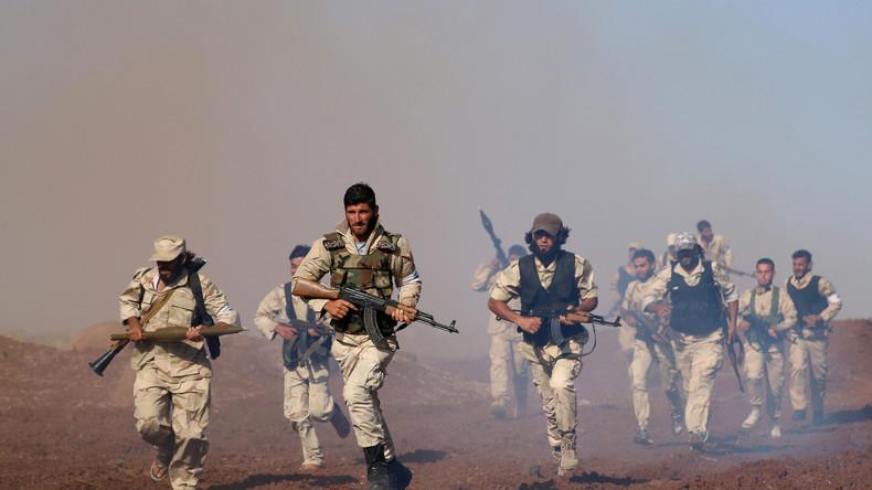 Tim Anderson & Hermann Ploppa: Der schmutzige Krieg um Syrien
