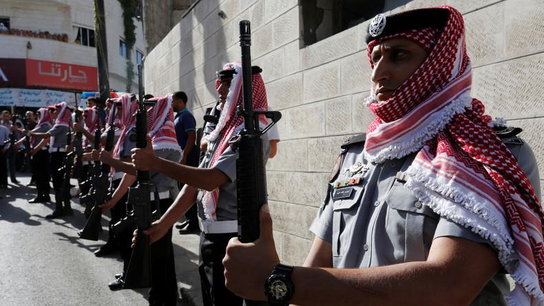 Jordanischer Geheimdienst unterschlägt & verkauft CIA-Waffen für syrische Rebellen auf Schwarzmarkt