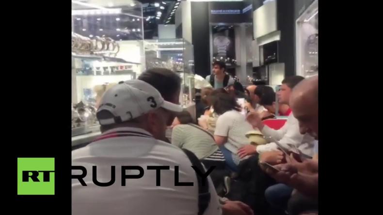 Istanbul: Viele Tote und Verletzte nach Schüssen und Explosionen am Atatürk Flughafen