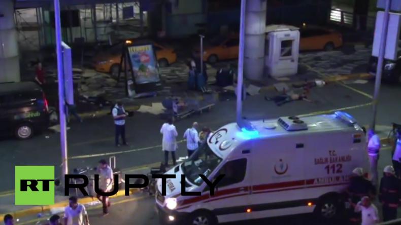 Istanbul: Über 30 Tote und über 100 Verletzte nach Terroranschlag am Flughafen