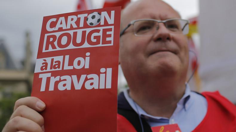 Proteste in Frankreich: Sozialabbau nach EU-Vorgaben