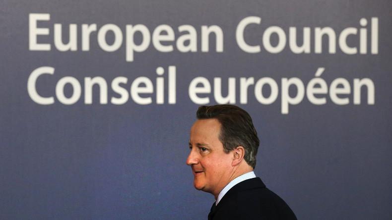 Nach Brexit-Referendum: Cameron tritt auf die Bremse - Juncker will schnelle Trennung
