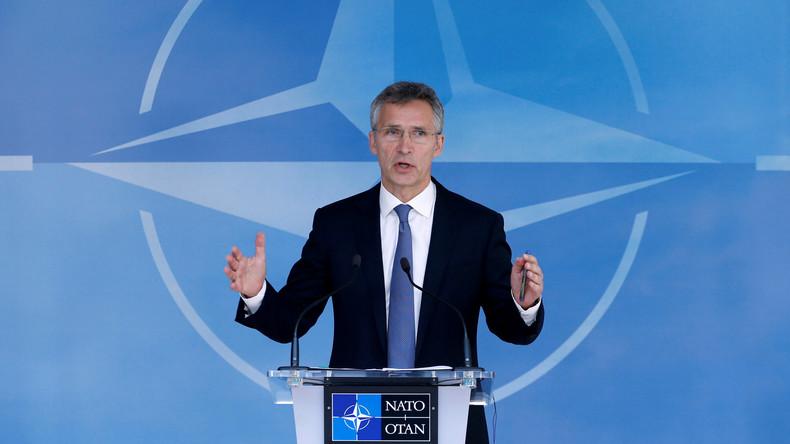 Stoltenberg: Nach Brexit ist Zusammenarbeit zwischen NATO und EU wichtiger denn je zuvor
