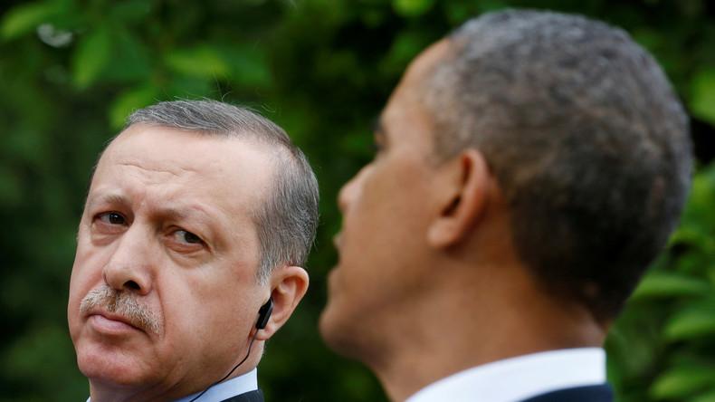 US-Präsident Obama lobt Erdoğan für Schritte zur Normalisierung der Beziehungen mit Russland