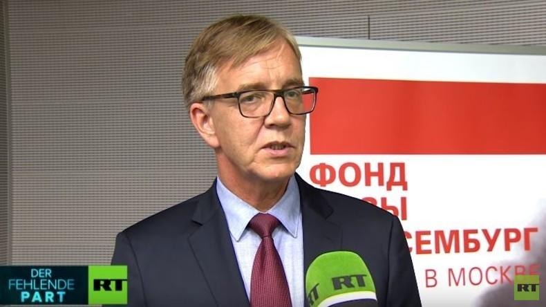 """Linken-Fraktionschef Bartsch: """"NATO-Truppen an der Grenze zu Russland sind ein Fehler"""""""