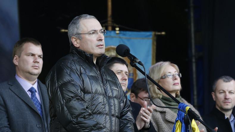 """Biedermann und der Brandstifter - Zur Vorpremiere des Dokumentarfilms """"Citizen Chodorkowski"""""""