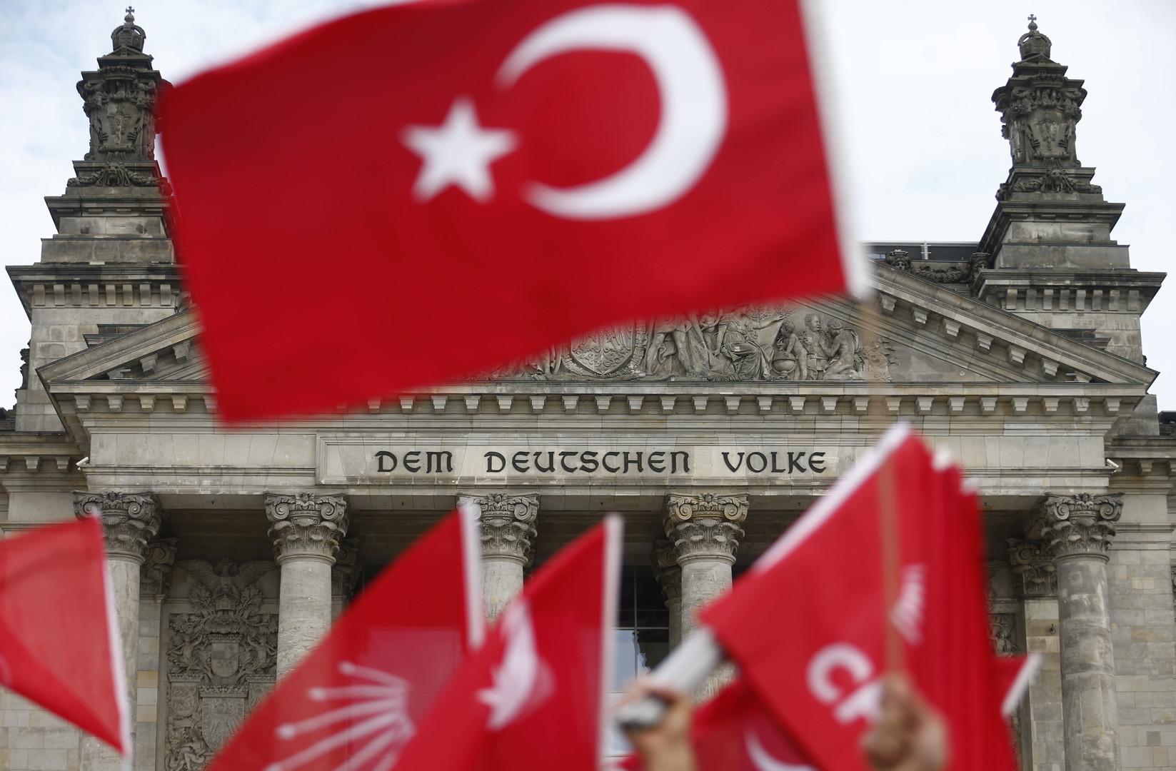 Nach Armenien-Resolution: Türkei zieht Botschafter aus Deutschland ab