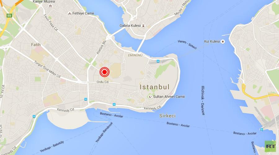 Istanbul: Mindestens 11 Tote bei Terroranschlag während Rush-Hour - Live Updates