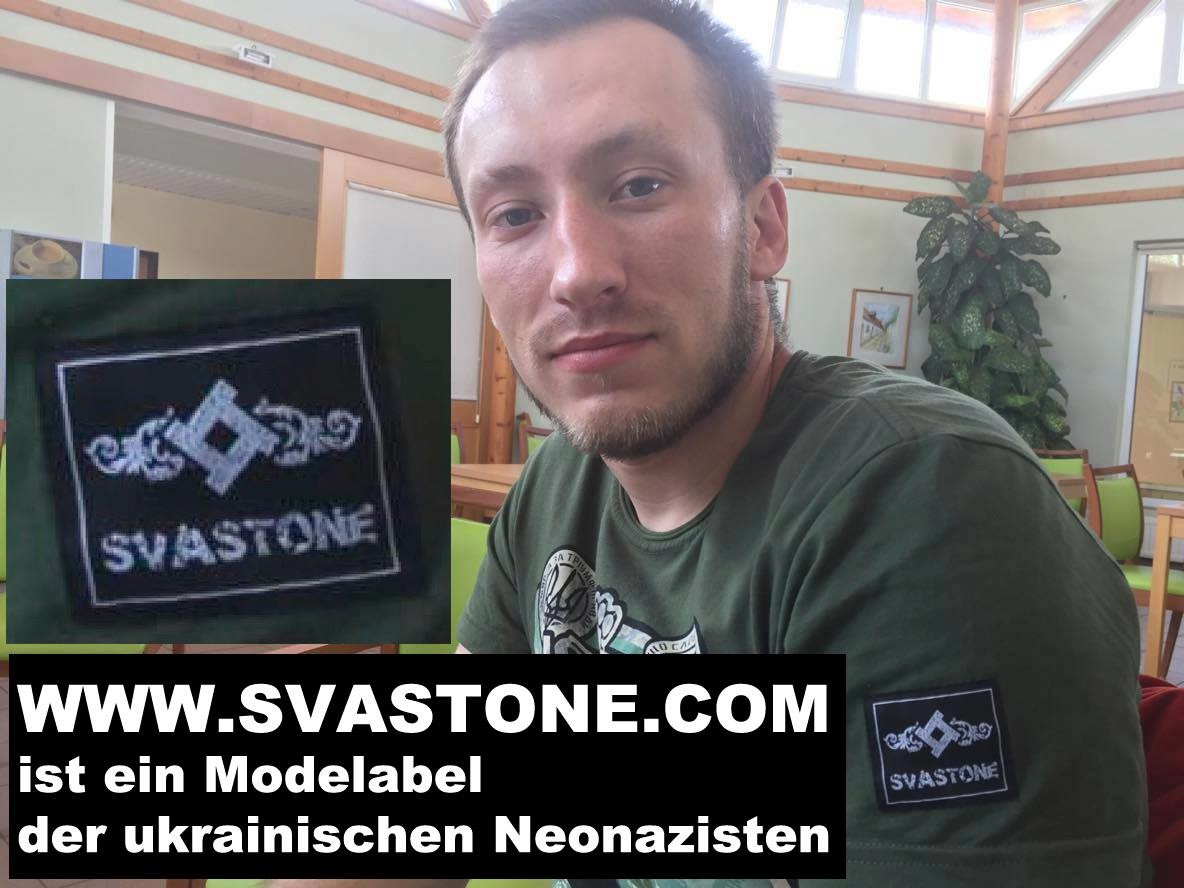 """Die verdrehte Welt eines """"Helden"""" – Neonazistischer Asow-Kämpfer auf Reha in Wien"""