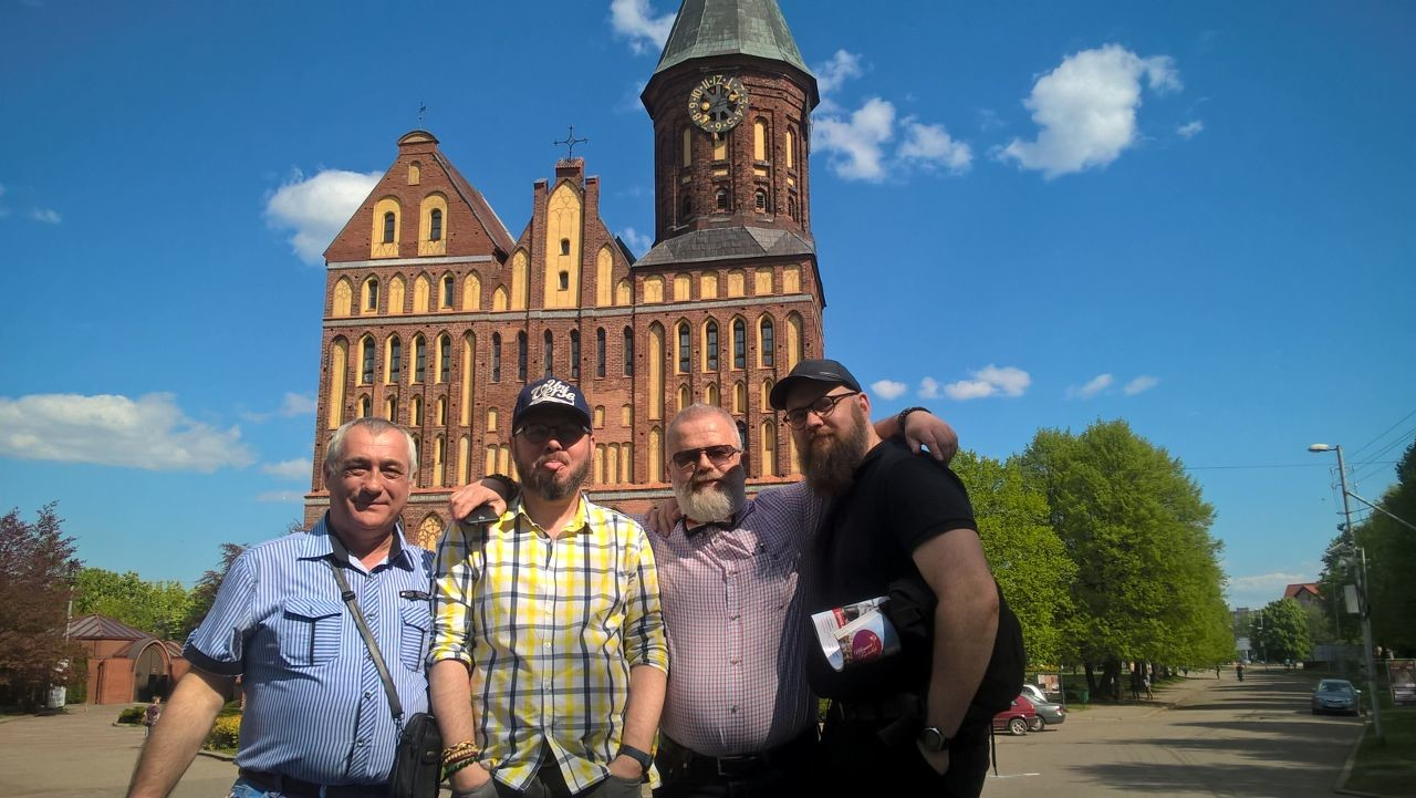 In Kaliningrad auf den Spuren Immanuel Kants – Ein philosophischer Reisebericht