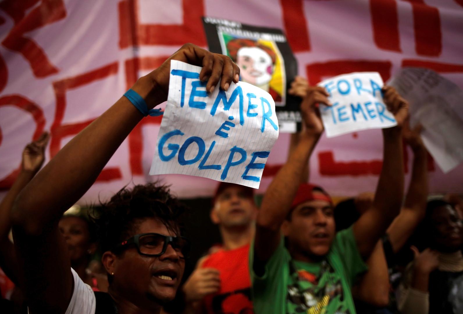 Putsch in Brasilien