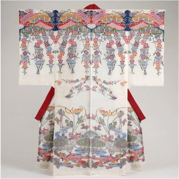 """Kimono """"You-I, You_I"""" (2007) von Teruya Yuken"""