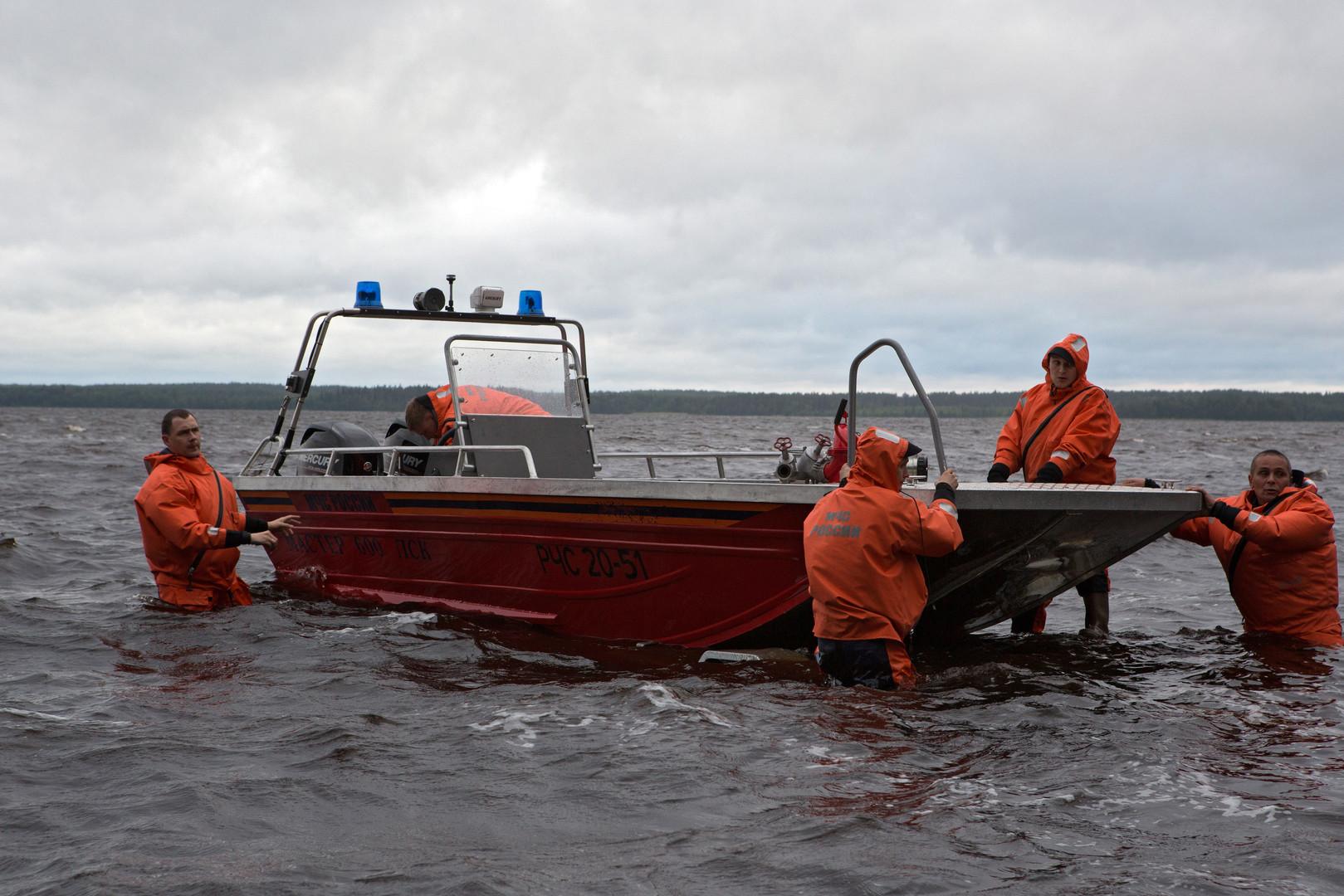 Russland trauert um 14 ertrunkene Kinder eines Ferienlagers in Karelien