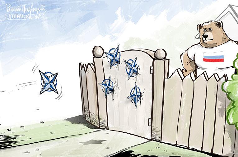 """Stoltenberg nach Steinmeier Kritik an NATO-Manövern: """"Starke Abschreckung wird Konflikte verhindern"""""""