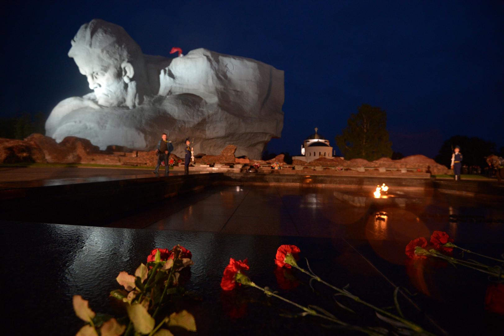 """Denkmal """"Festung Brest"""""""
