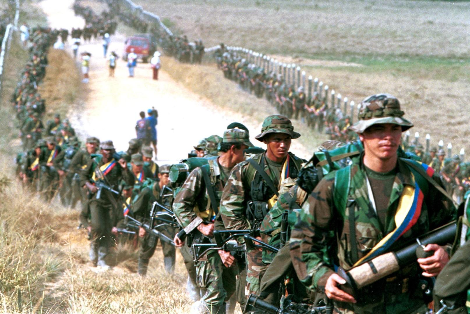 Waffenstillstand in Kolumbien: Vorläufiges Ende eines 50-jährigen Bürgerkriegs