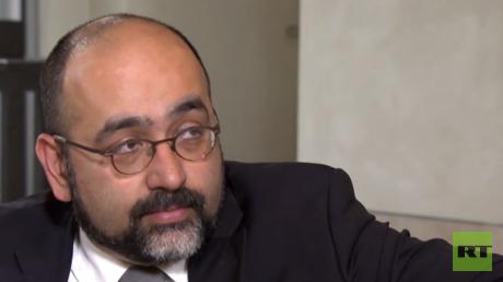 Omid Nouripour (Bündnis 90/Die Grünen) im RT Deutsch-Gespräch