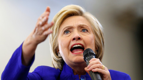 Will US-Präsidentin werden: Hillary Clinton