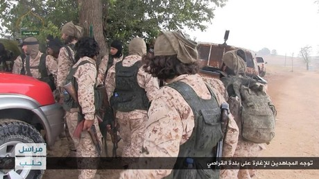 Bildquelle: Al-Nusra-Front