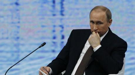Hofft weiter auf eine Einigung mit dem Westen: Russlands Präsident Wladimir Putin