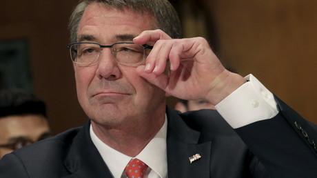 US-Verteidigungsminister Ash Carter schwört auf seine imperialen Netzwerke