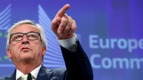 Will sagen wo es lang geht, Europa soll folgen: EU-Kommissionspräsident Jean-Claude Juncker