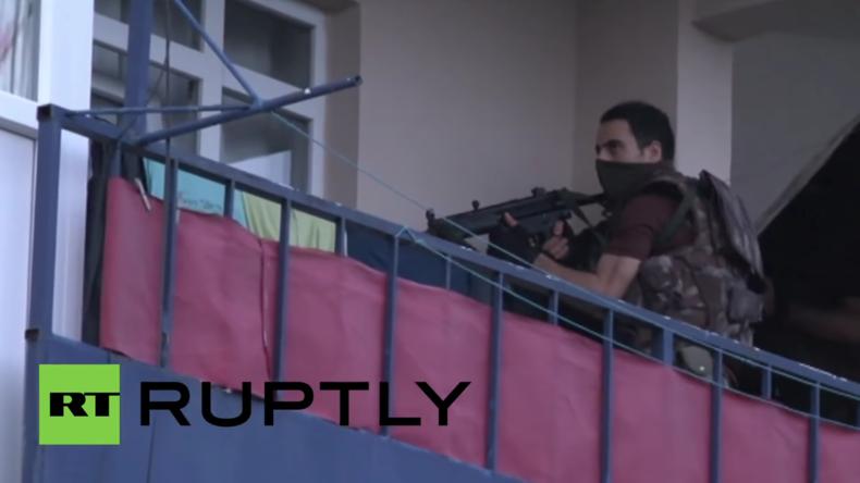 Türkei: 13 Personen im Zusammenhang mit Anschlag am Flughafen in Istanbul verhaftet