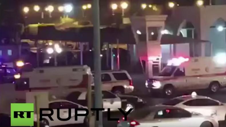 Saudi-Arabien: Diplomaten nach Selbstmordanschlag nahe US-Konsulat in Dschidda evakuiert