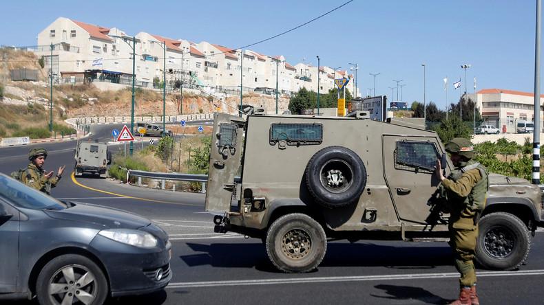 """Israel kündigt """"aggressive Maßnahmen"""" an und errichtet 800 neue Siedler-Häuser in besetzten Gebieten"""