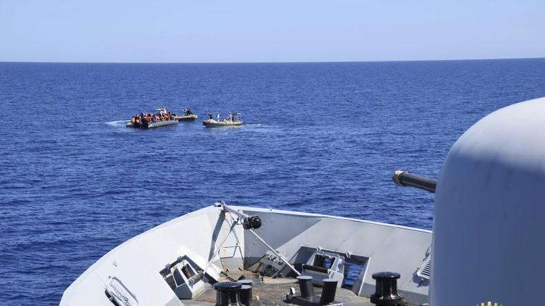 Trotz Türkei-Deal sterben mehr Flüchtlinge im Mittelmeer als je zuvor