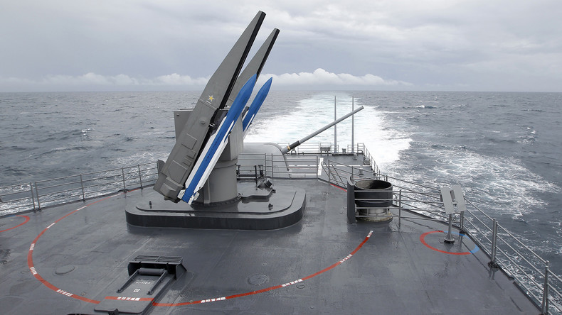 Südchinesisches Meer: Weitere Spannungen nach Zwischenfall auf Taiwanstraße