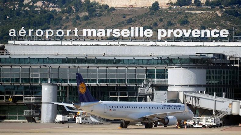 Vor Halbfinale Frankreich-Deutschland - Flughafen von Marseille evakuiert und abgesperrt