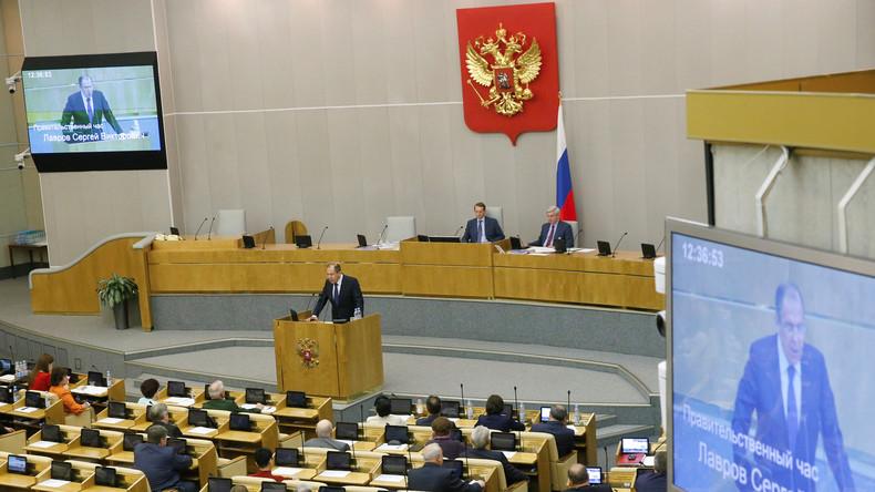 Programmbeschwerde gegen ARD: Tendenzberichterstattung über russische Gesetzesvorhaben