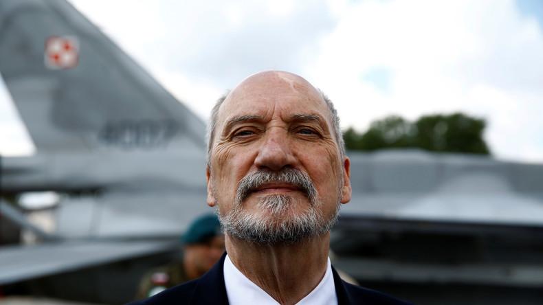 """Polens Verteidigungsminister: """"NATO-Gipfel in Warschau wird aggressives Russland effizient stoppen"""""""