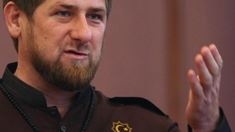 Kadyrow ruft Ankara auf, in der Türkei untergetauchte Terroristen auszuliefern