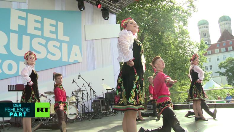 Feel Russia – Das Fest der russischen Kultur in München