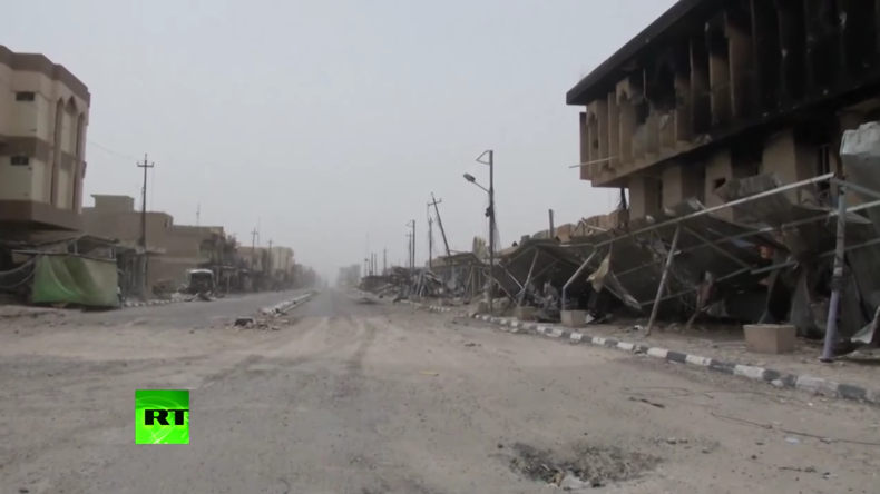 Irak: Falludscha nach Sieg gegen den IS nur noch eine Geisterstadt