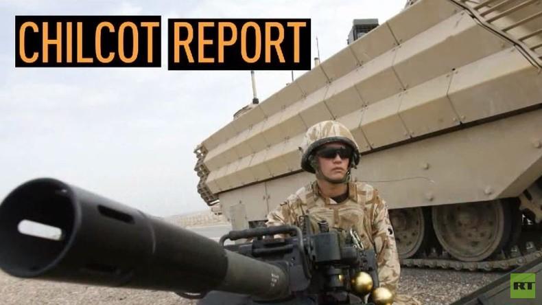 Live: Chilcot-Bericht - Bilanz des britischen Einsatzes im Irak in London veröffentlicht