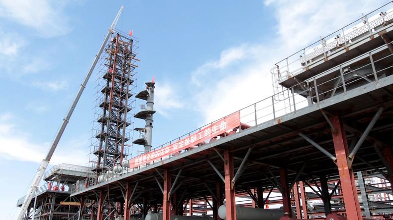 Chinesische Unternehmen investieren weitere Milliarden in russische Infrastrukturprojekte